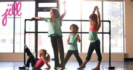 Girls Yoga 2-6