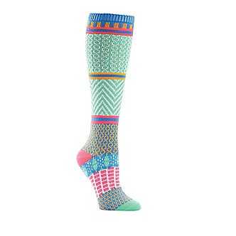 World's Softest Women's Sweater Over-the-Calf Socks, Pair :: Socks & Hosiery :: Women's Socks :: Women's Casual Socks :: Knee High :: FootSmart    *These look cute and comfy!*
