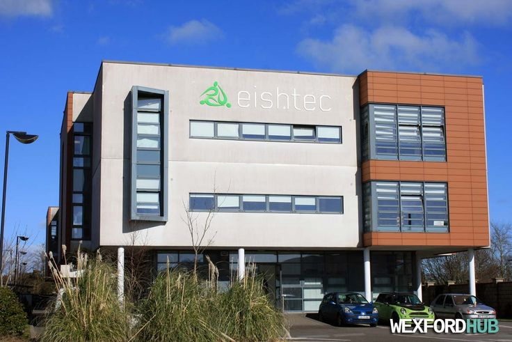 The Eishtec building in Wexford Town.