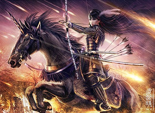 Fantasy Illustrations – The Amazing World of Fairy Tales