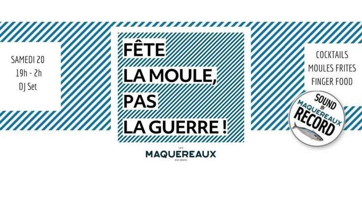 Paris Food & Drink Events: Moules à Facettes #5 January 20 @ 19:00 - January 21 @ 02:00