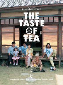 The Taste of tea -  Cha no aji -  De Ishii Katsuhito (2003). Avec Takahiro Sato, Maya Banno, Tadanobu Asano...