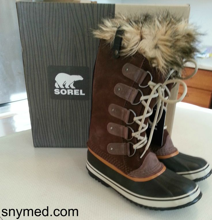 Looking for great Winter Boots before heavy snow hits? Check the Joan of Arctic boots from Sorel! $190 CDN. http://www.snymed.com/2013/11/sorels-joan-of-arctic-boots-put-winter.html