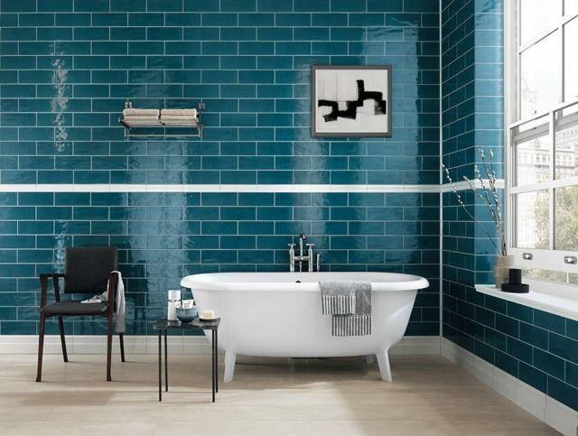 Die besten 25+ klassisches Badezimmer Ideen auf Pinterest - weisse hochglanzfliesen bad