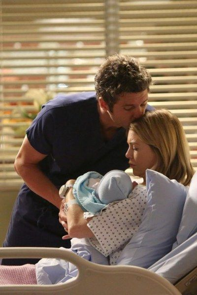 Meredith Derek and Bailey  <3