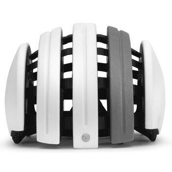 Carrera Foldable Reflective Helm E00495 - MC7 white matte