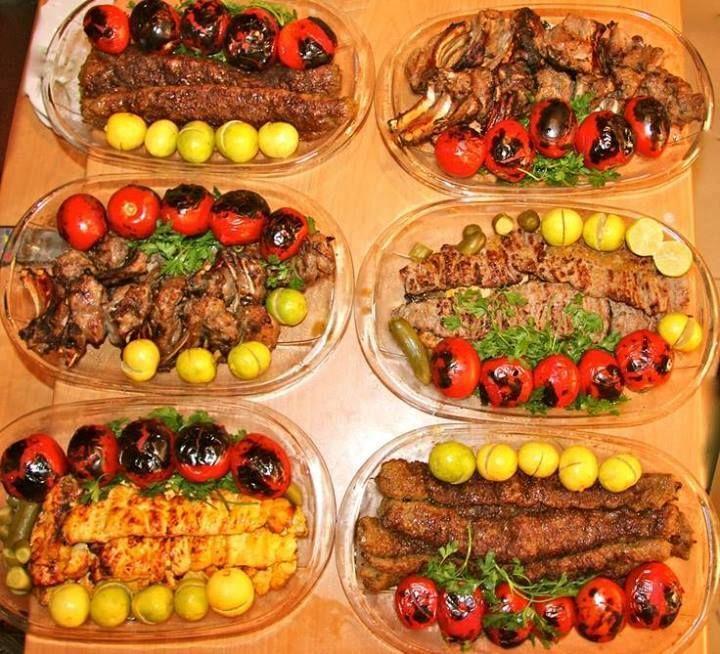 Kabab irani persian sword the sun the lion for Afghan kabob cuisine