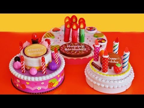 Amazing Singing Baby Cooking Oven. Learan Number & Name of Velcro Toys Cup Cake, Pizza, Bread - YouTube