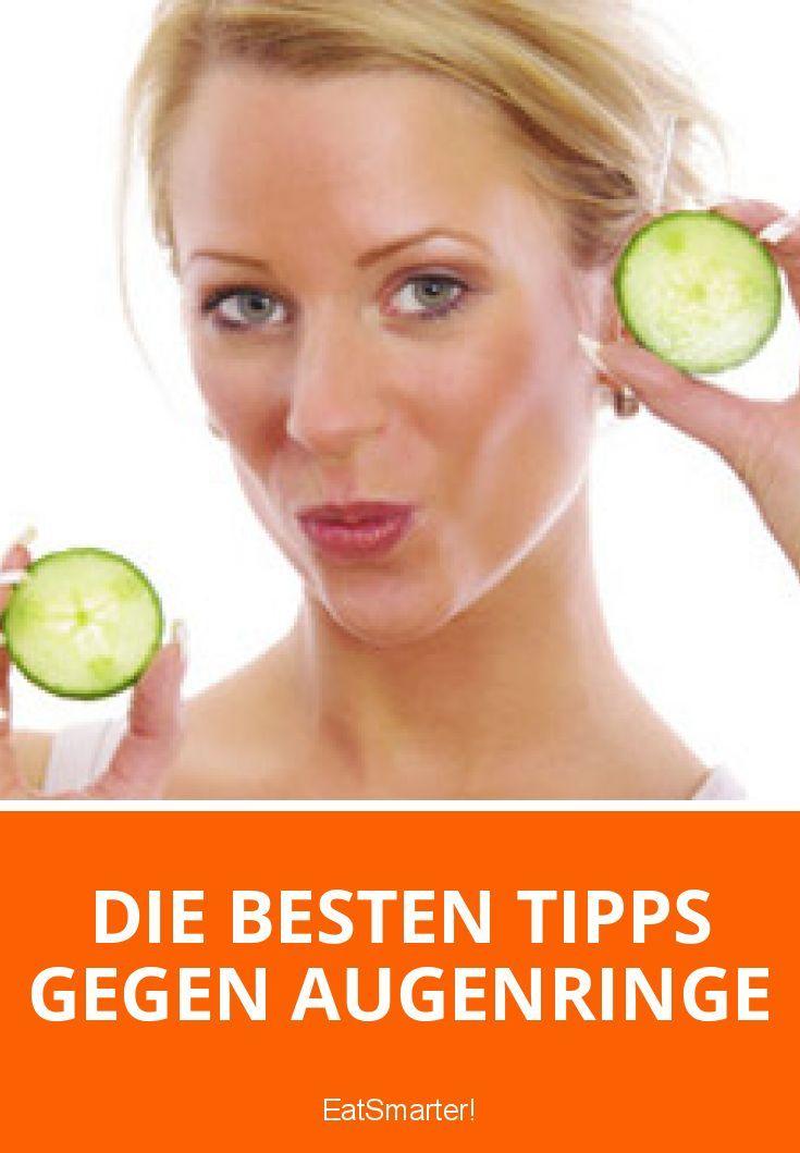 Die besten Tipps gegen Augenringe | eatsmarter.de