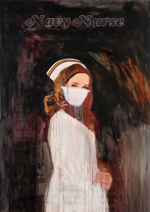richard prince | curlyANNUSH'KA: #ART. Richard Prince. Nurses.