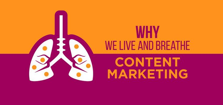 A content marketing agency - Why we live and breathe content