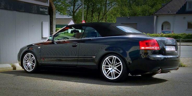 Audi A4 Convertible 1.8T #audi #a4 #convertible