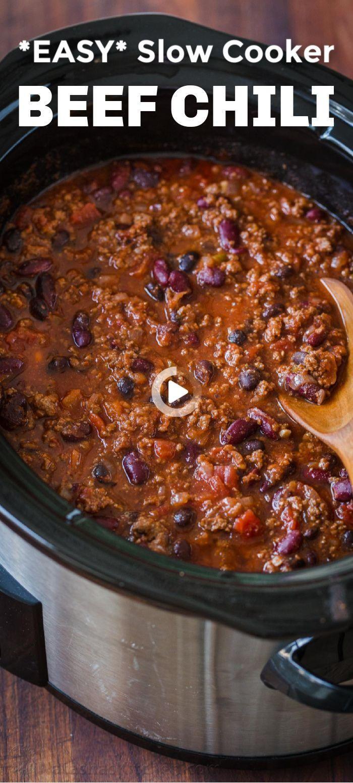 ᒪoᐯᒪyᗰeᒪiᑎᗪᗩ Lovlymelinda Instagram Photos And Videos In 2021 Slow Cooker Beef Chili Recipe Slow Cooker Chili Easy Slow Cooker Chili Recipe