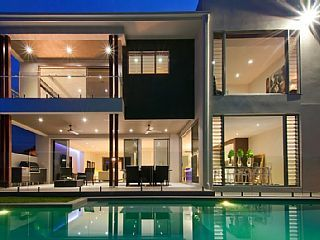 STUNNING 5 STAR WATERFRONT HOLIDAY HOME- One-of-a-kind masterpiece!Vacation Rental in Broadbeach from @homeawayau #holiday #rental #travel #homeaway