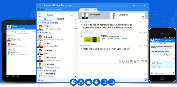 Top 5 On-Premises Office Messenger Software