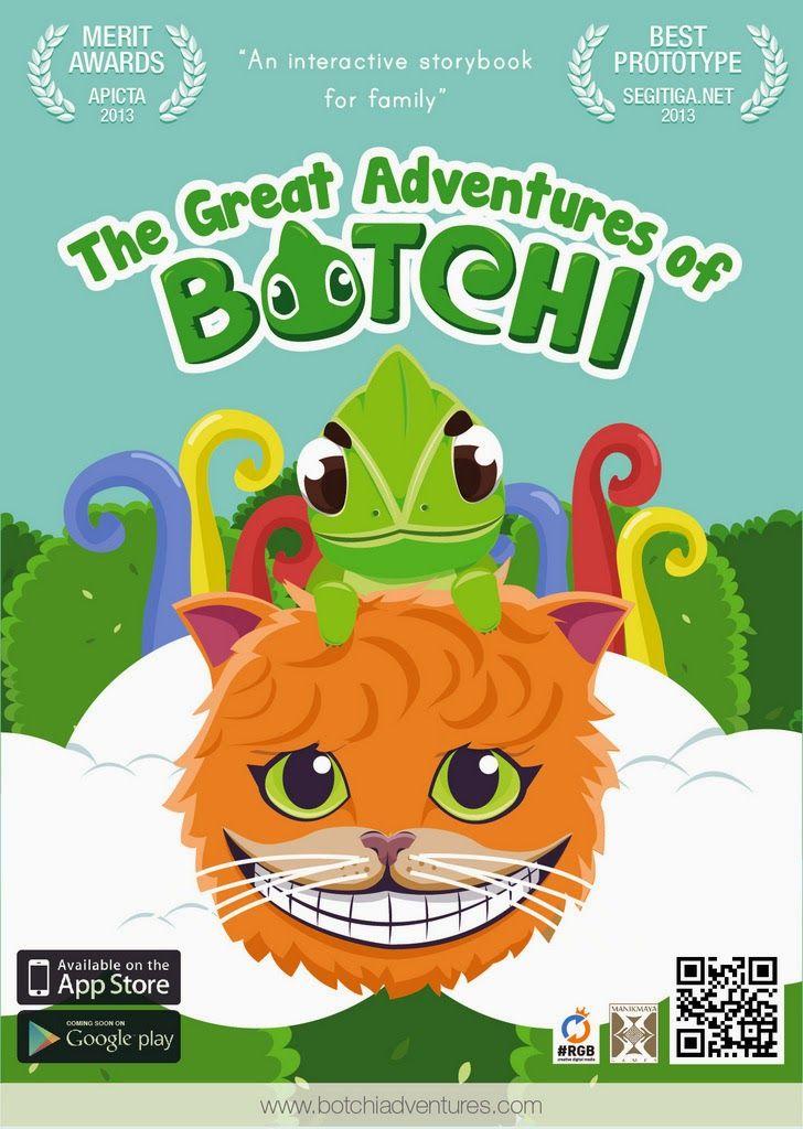 The Great Adventures of Botchi - Petualangan Botchi