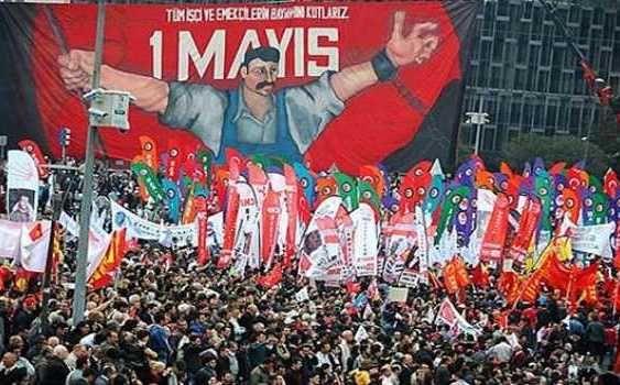 День Солидарности и День Труда в Турции