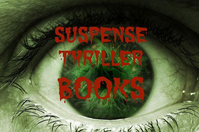 50+ Best Suspense Thriller Books | I Must Read