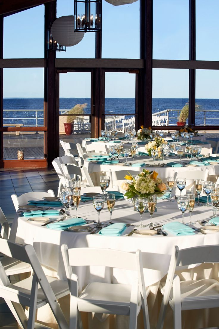 Weddings at The Pavilion at Sunken Meadow