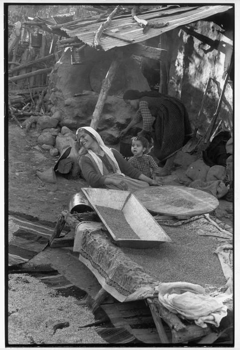 Henri Cartier-Bresson - Thessaly. GREECE. 1961.