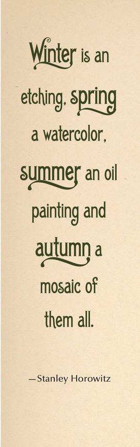 Autumn a Mosaic