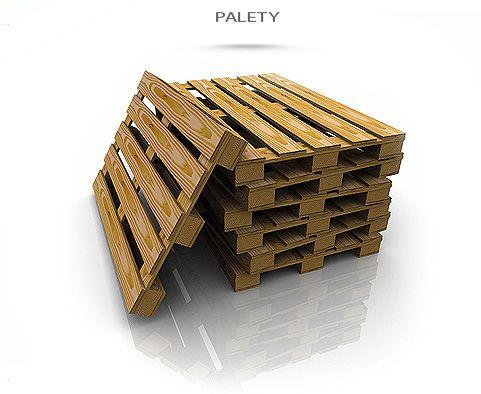 Palety drewniane Poznań | Aleja