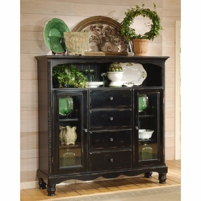 the hillsdale furniture wilshire black four drawer bakeru0027s cabinet will absolutely impress you with its beauty the hillsdale furniture wilshire black four