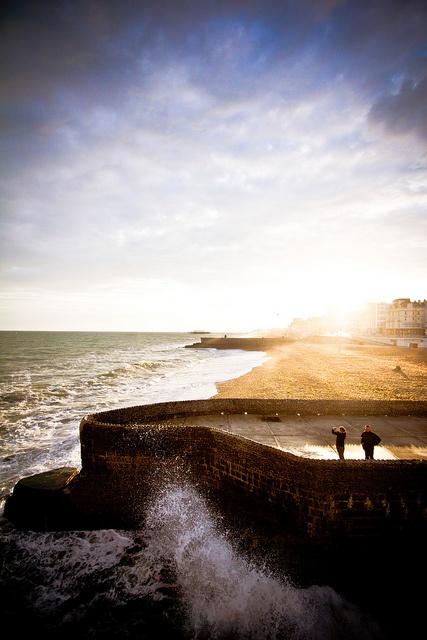 Brighton Beach, England