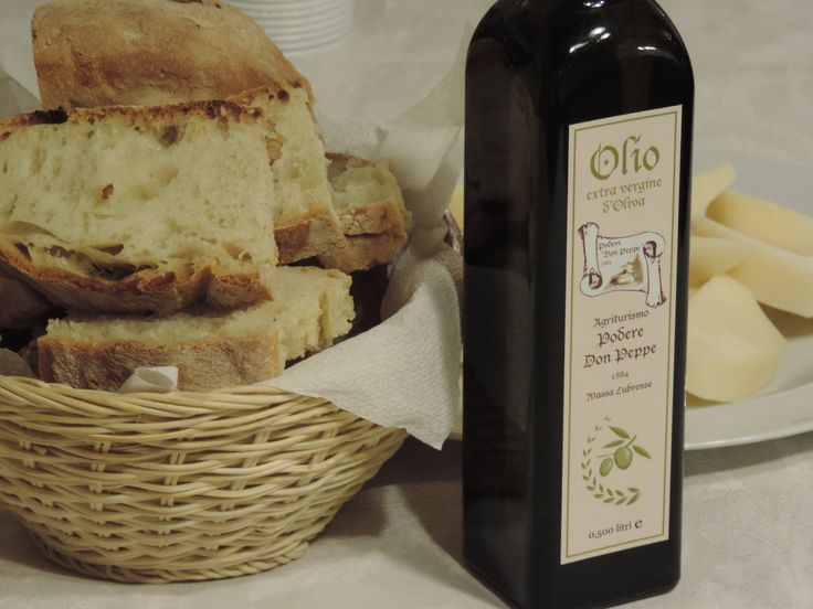 Olio Extra Vergine di Oliva Podere Don Peppe Agriturismo Massalubrense.