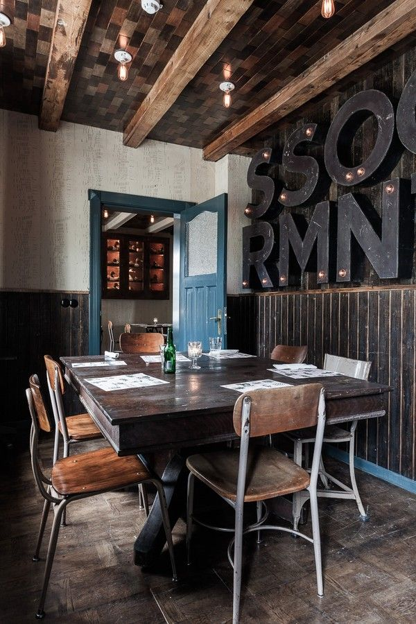 235 best RestaurantCafeBar Design images on Pinterest Cafe bar