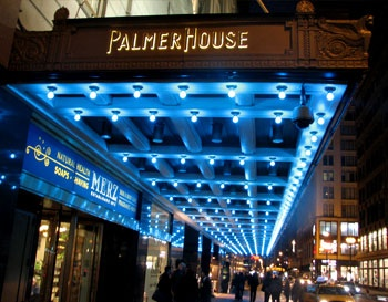 Our annual gala was held at the Palmer House in Chicago in 2011. We will be having the 2012 event there as well.