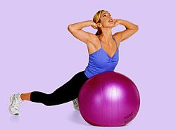 No Love for Love Handles Workout. banishing back fat.Stability Ball, Lower Back Exercise, Lower Back Strengthening, Love Handles, Handles Workout, Exercise Ball, Flynn Flynn, Back Workout, Back Fat