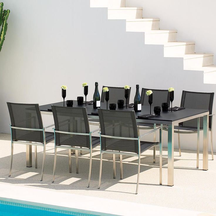 12 best Outdoor Dining Furniture images on Pinterest