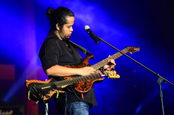 Balawan at Java Jazz Festival 2013, JL Expo, Jakarta, Indonesia