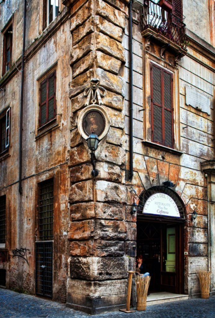 Cantina del Vecchio ~ Roma ~ Italy