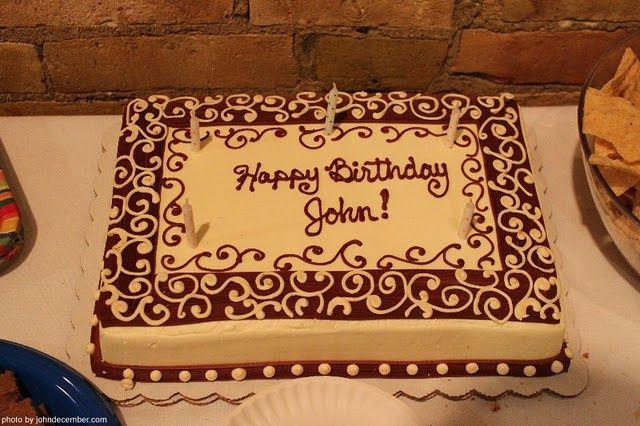 Fine Happy Birthday John Cake Happy Birthday John Happy Birthday Jeff Personalised Birthday Cards Veneteletsinfo