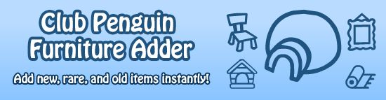 Club Penguin item adder