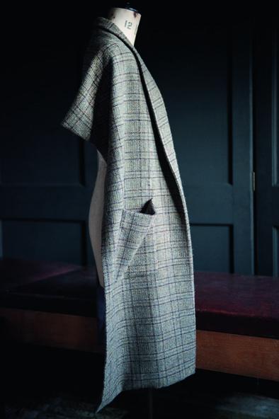 Apron Coat From Merchant Amp Mills Book Diy Mode Femme