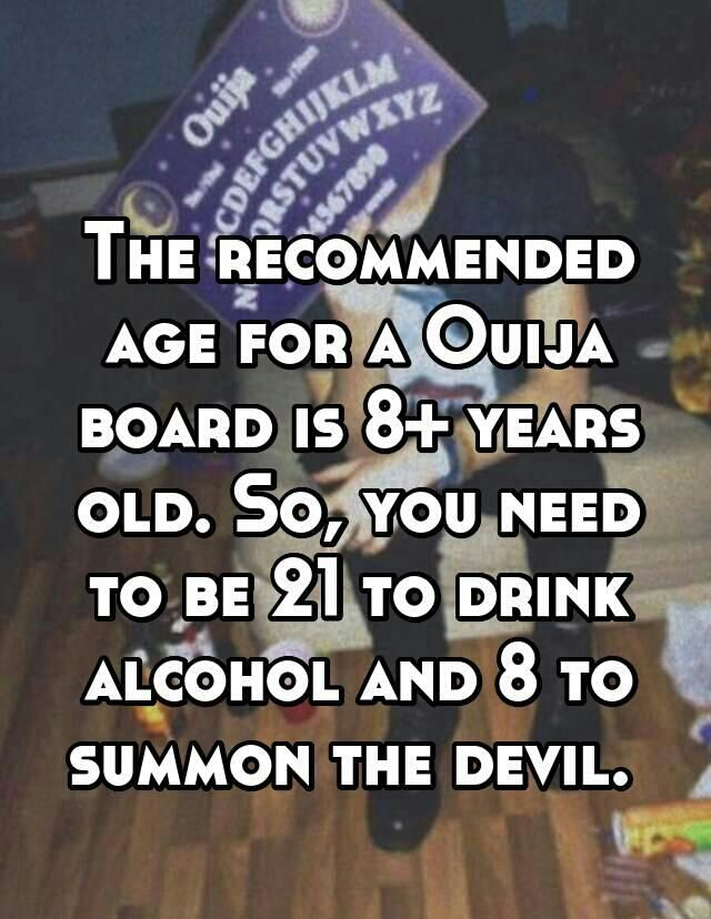 Ouija board funny pics, funny gifs, funny videos, funny memes, funny jokes. LOL Pics app is for iOS, Android, iPhone, iPod, iPad, Tablet