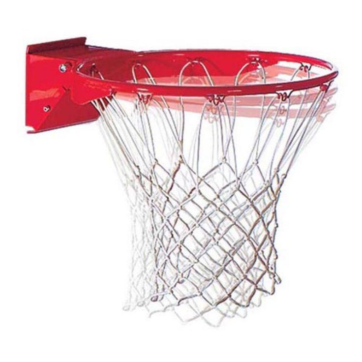 Spalding Pro Image Basketball Goal Orange - 227S