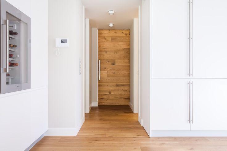 Hakwood flooring - European oak - Honest - Authentic Collection - Boadilla del Monte