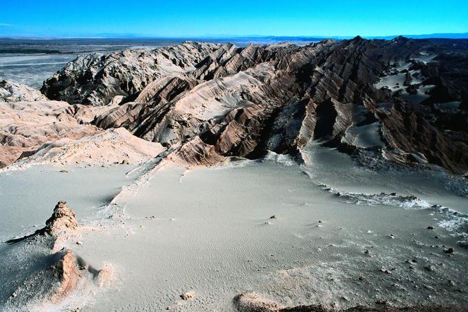 Valle de la Luna, San Pedro de Atacama, Antofagasta, Chile