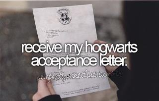Im going to wait for this letter my whole life. Just saying.