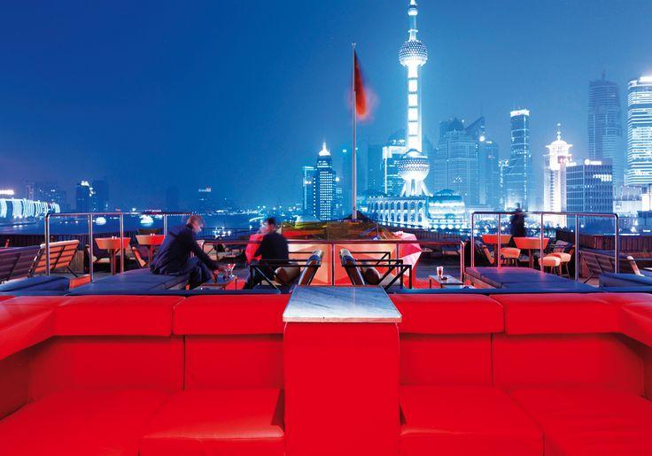 Le Bar Rouge - Shanghai