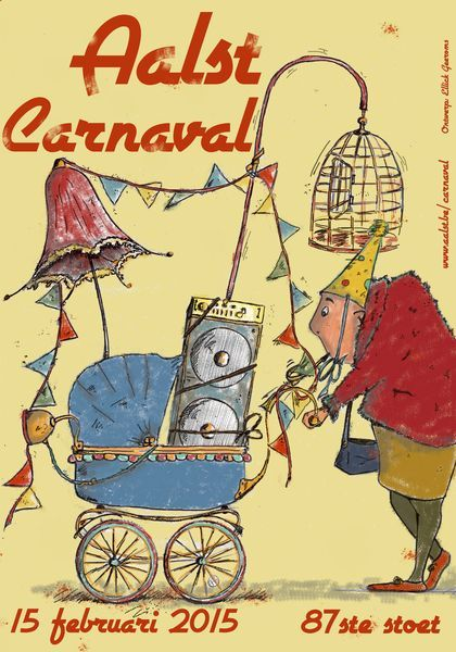 InspiringTravellers.com   Carnival of Aalst, Belgium   http://inspiringtravellers.com