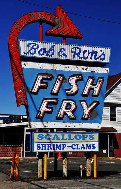 17 best images about sign of the times on pinterest for Fish market albany ny