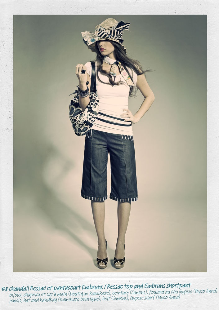 Love these Myco Anna shorts!
