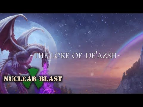 TWILIGHT FORCE - The Lore Of De'Azsh (OFFICIAL) ⚫ #TwilightForce #music #metal #musician #story #lore #character #rpg #DeAzsh #drums #drummer  #dagger  #mystery #wild #lantern #soul #hood #fantasy #cosplay #larp #man #celebrity #band #artist #Sweden #Swedish