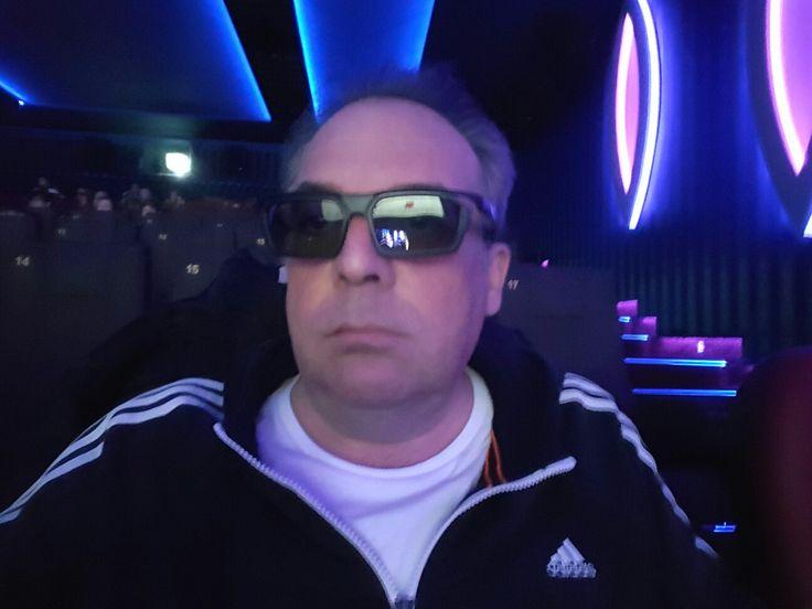 3 D Kino - mit Kinoeventsitz