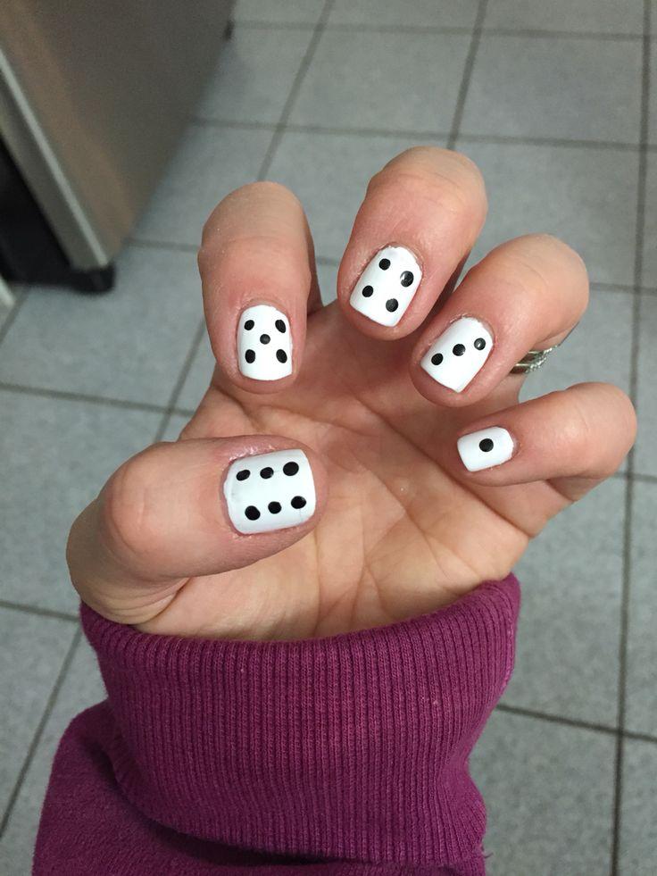 #dice #nails #chailifeline #goallin